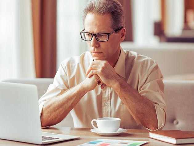 Komplett szemüveg számítógéphez Essilor Prevencia lencsével