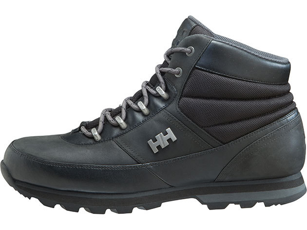 Helly Hansen WOODLANDS BLACK / EBONY EU 40/US 7 (10823_990-7)