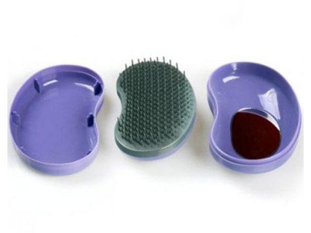 Professional Magic Coiffure fésű a gubancmentes hajért - gyorsan gubancmentesre és simává fésülheted a hajad, a memoria-flex technológiának köszönhetően