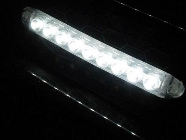 6 LED-es menetfény (1 db)
