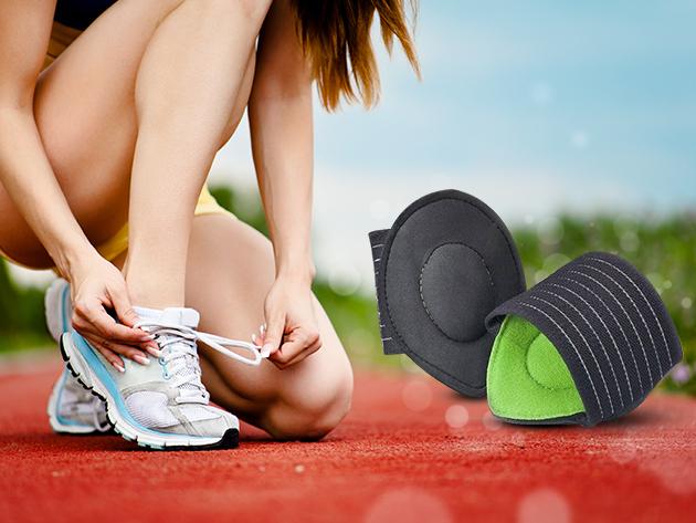 Strutz talpbetét, mely mezítláb is hordható, kompressziós hatású - lábfájás, lúdtalp és lábbántalmak ellen