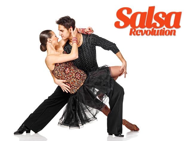 3 alkalmas Salsa (3x60perc) + 5 alkalmas Bachata (5x60perc) táncbérlet 2 főre