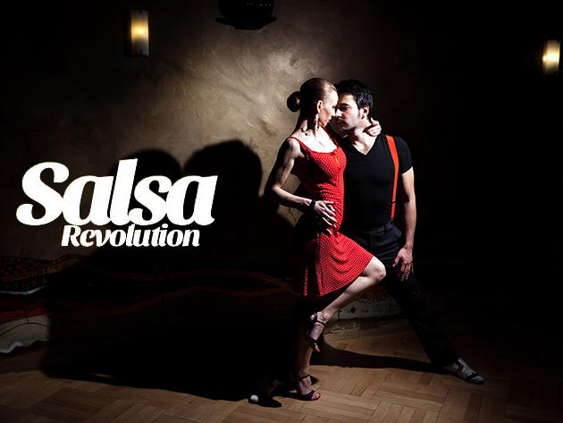 Salsa és Bachata! Pörgesd fel a téli napokat! 3 + 5 alkalmas táncbérlet kezdőknek, a belvárosban - Salsa Revolution / fő