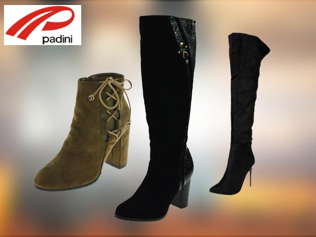 Női csizmák a minőség jegyében - 3 stílus, nőies megjelenés, igényes kivitel (méret:36-41)