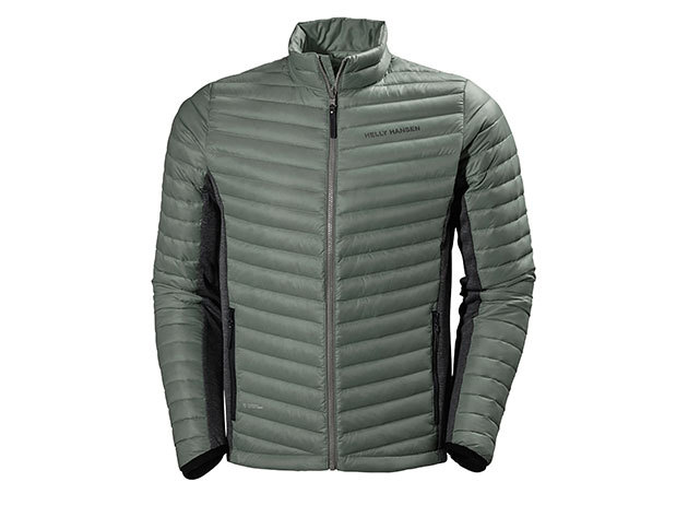 Helly Hansen VERGLAS HYBRID INSULATOR ROCK L (62681_899-L)