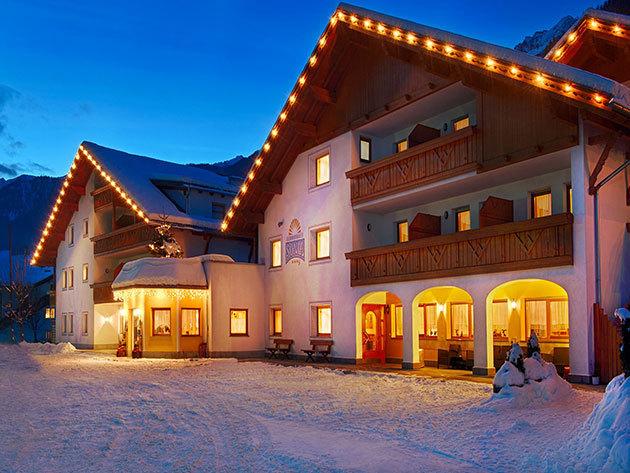 Hotel Sonja*** Dél-Tirol  - 4, 5 vagy 8 nap szállás 2 fő részére félpanziós ellátással, wellness használattal 2017.április 8-ig