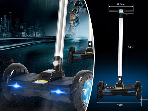 Segway (Baymax) - egyensúly vezérelt járgány, mely a stílusos, gyors városi közlekedés legmenőbb eszköze, a legmodernebb giroszkóppal felszerelve
