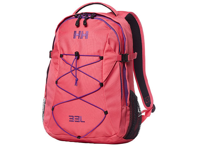 Helly Hansen DUBLIN BACKPACK MAGENTA CHECK STD (67029_146-STD)