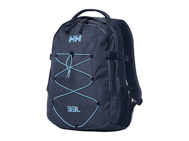 Helly Hansen DUBLIN BACKPACK STRIPE EVENING BLUE STD (67029_690-STD)