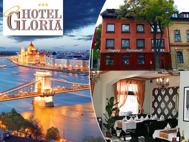 Hotel Gloria Budapest City Center*** - 3nap/2 éjszaka 2 főnek, gazdag svédasztalos reggelivel, hétvégi felár nélkül,december 27-ig