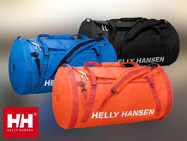 Helly Hansen DUFFEL BAG 2 utazótáska 50, 70 és 90 literes méretben, strapabíró vízálló anyagból - AZONNAL ÁTVEHETŐ!