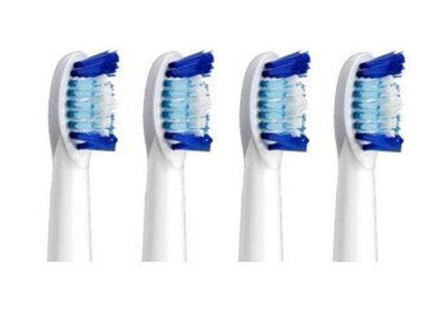 4 db Puls sonic SR 32-4 Oral B kompatibilis fogkefe fej