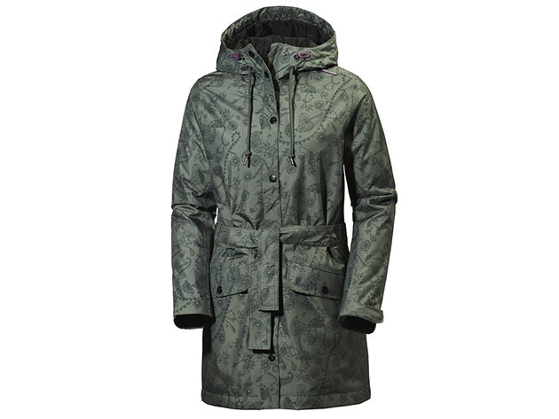 Helly Hansen W LYNESS INSULATED COAT ROCK JASICO PRINT M (62462_900-M)