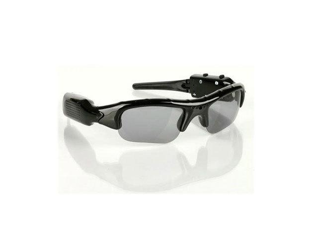 Kamerás szemüveg / napszemüveg