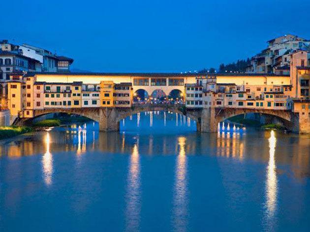 Firenze városlátogatás 4nap/3éj 2 főnek, repjeggyel, 4*os szállodában, reggelis ellátással - 2017 Május
