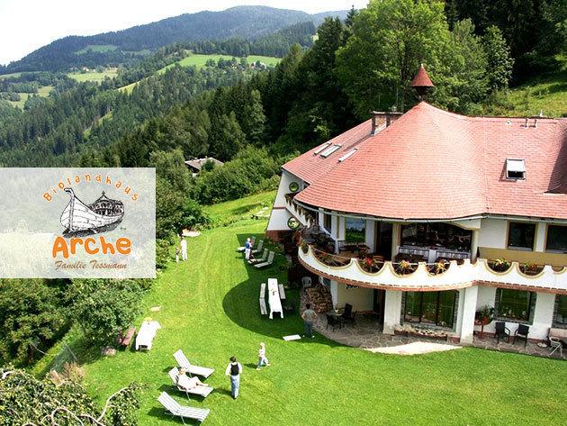 Ausztriai bio kikapcsolódás és wellness - 3 vagy 4 nap 2 fő részére a Biolandhaus Arche**** szállodában félpanziós ellátással / felhasználható 2018. december 2-ig