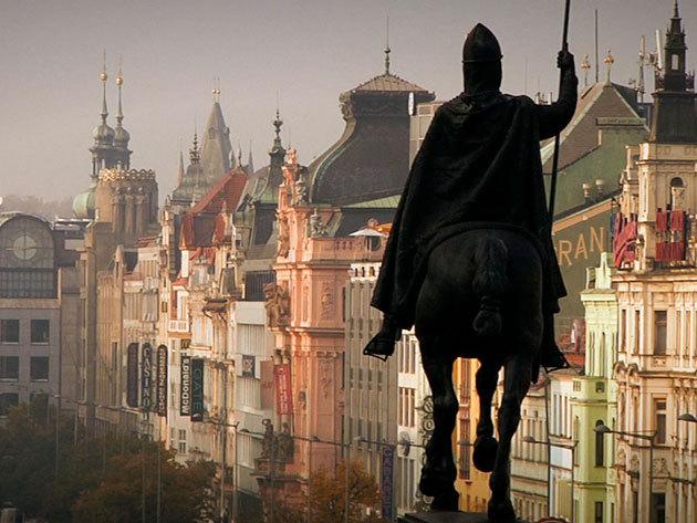 2017.03.10. / Egy csepp Prága! Non-stop utazás autóbusszal! /fő