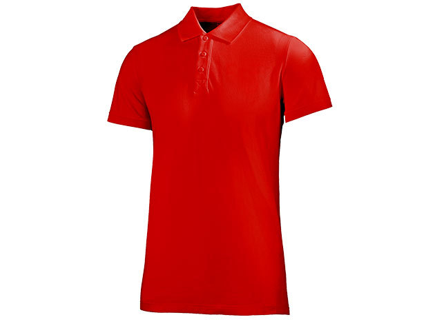 Helly Hansen CREW POLO RED S (50594_162-S)