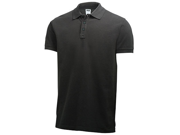 Helly Hansen CREW POLO EBONY L (50594_980-L)