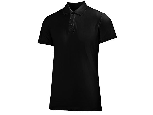 Helly Hansen CREW POLO BLACK XXL (50594_990-2XL)