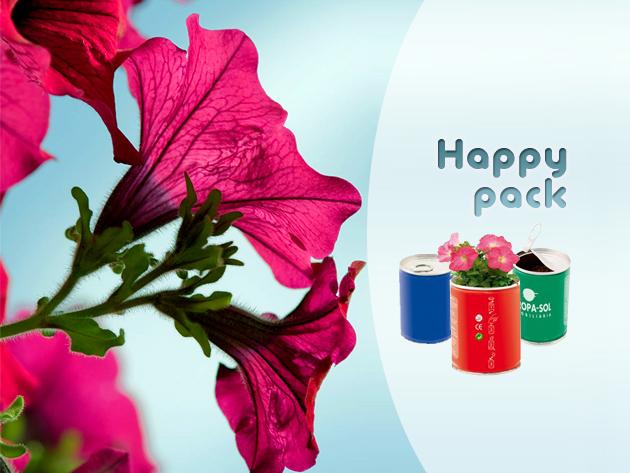 Lepd meg a szívedhez közelállókat egy vicces és egyben kedves ajándékkal, a virágkonzervvel, csak 650Ft-ért!