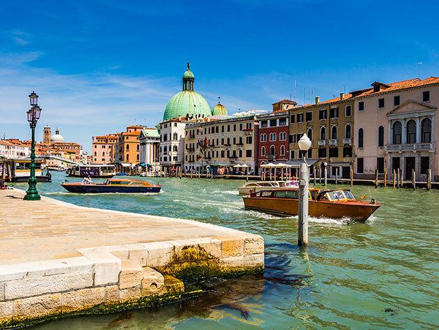 Pünkösd Velencében - buszos utazás, 2 éj szállás, félpanzió, idegenvezetés (június 3-5.) / fő