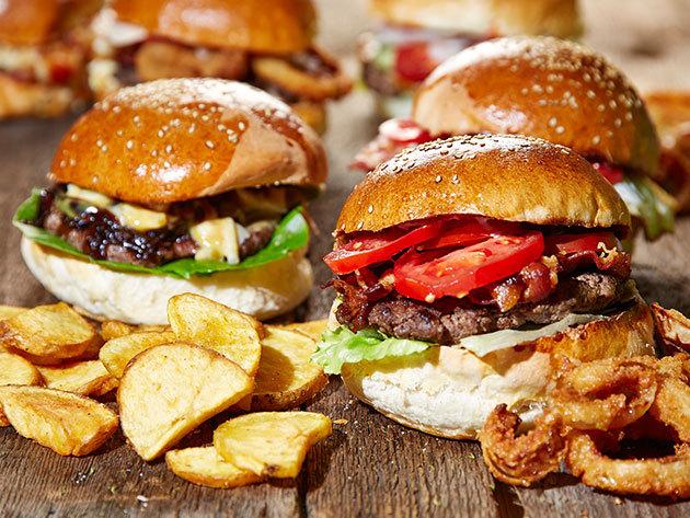 Burger Card - 1 évre, 2 főre szóló kedvezmények hamburgerezőkbe és éttermekbe