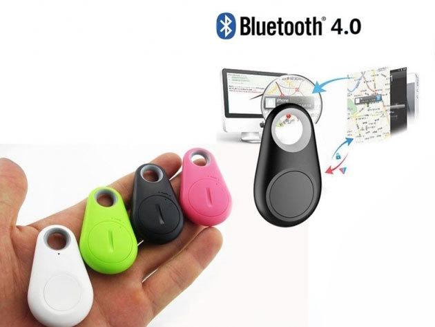 Bluetooth kulcstartó kereső funkcióval - 25 m hatótáv - okostelefonoddal 'kommunikál'