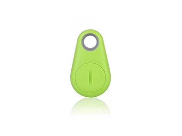 Bluetooth kulcstartó - zöld