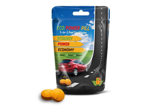Eco Power Pill 10 db égésjavító kapszula