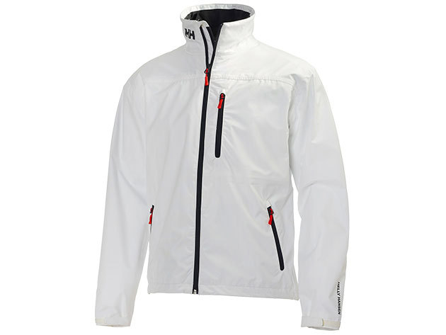 Helly Hansen CREW JACKET WHITE XL (30263_001-XL)
