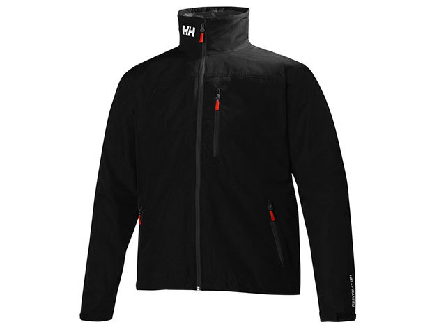 Helly Hansen CREW JACKET BLACK XXL (30263_990-2XL)