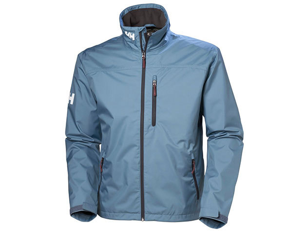 Helly Hansen CREW JACKET BLUE MIRAGE XXS (30263_556-XXS)