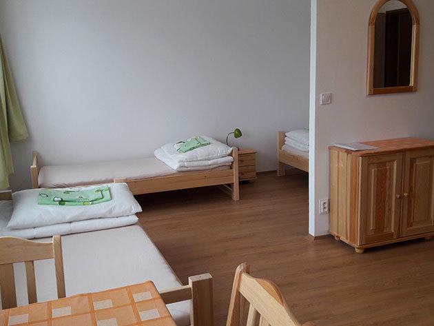 Csehország - 4 nap / 3 éj szállás Prága közelében 2+2 fő részére apartmanban - Penziony Benes