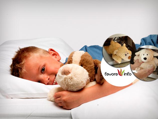 A fűthető, hűthető plüssállat minden gyereknek nyugodt éjszakát és gyógyulást hoz, most 35% kedvezménnyel!
