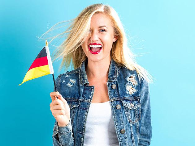 Távoktatásos intenzív német nyelvtanfolyam szaktanári felügyelet mellett, kezdőtől-középfokig, 6 hónapon át havi 12 lecke + ajándék szótár / Tanulj otthonod kényelmében!