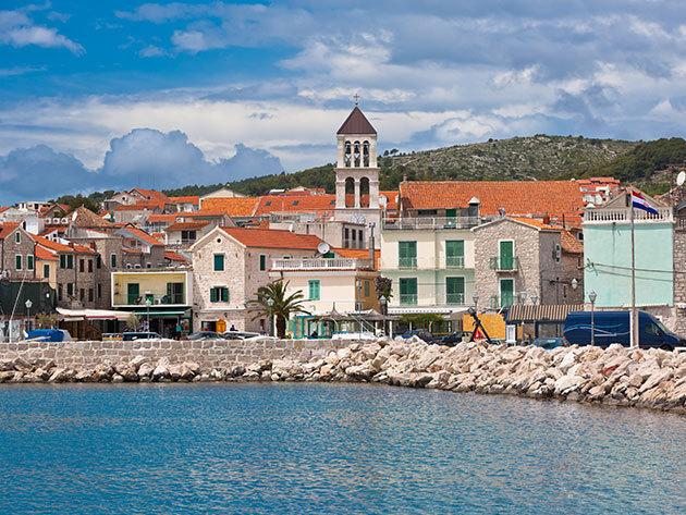 2017.09.01-09.03.  - Villám nyaralás Dalmáciában, Horvátországban! Non-stop buszos kirándulás /fő