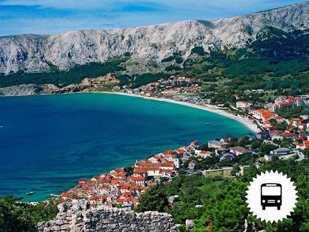 Horvátország - Krka Nemzeti Park, Vodice - villám nyaralás buszos kirándulással - időpontok júniustól szeptemberig / fő