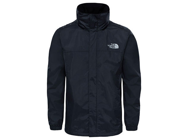 THE NORTH FACE RESOLVE 2 JACKET TNF BLK/TNF BLK - T92VD5KX7 - L (AZONNAL ÁTVEHETŐ)
