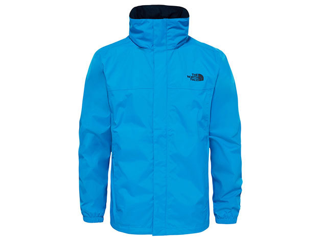 THE NORTH FACE RESOLVE 2 JACKET HYPRBLU/SHDYBLU - T92VD5QZH - L (AZONNAL ÁTVEHETŐ)