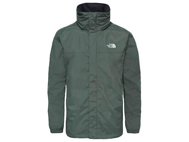THE NORTH FACE RESOLVE 2 JACKET THYME/DPLICHNGN - T92VD5RFH - L (AZONNAL ÁTVEHETŐ)