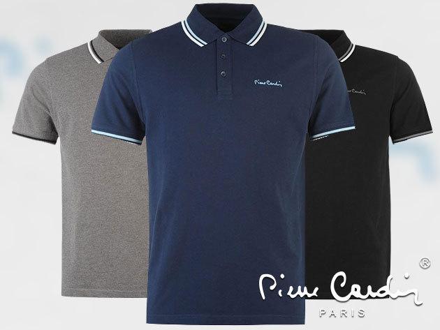 Pierre Cardin férfi galléros pólók M-4XL méretig 204382d2e6
