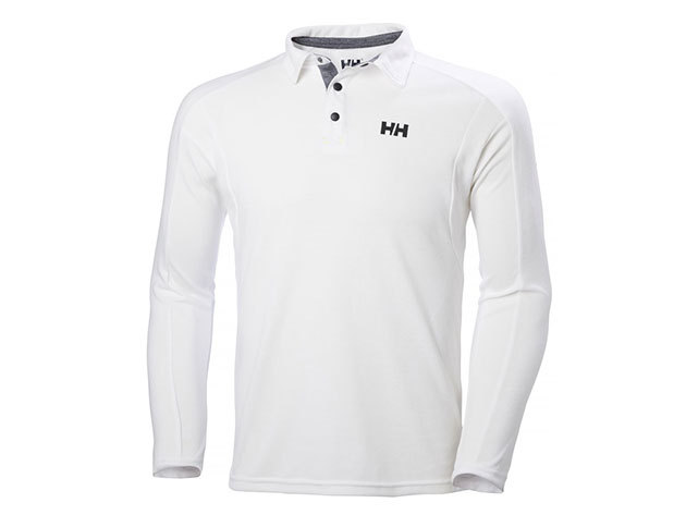 Helly Hansen HP SHORE LS RUGGER WHITE M (53021_001-M)
