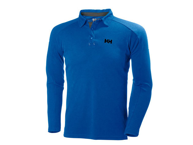 Helly Hansen HP SHORE LS RUGGER OLYMPIAN BLUE M (53021_563-M)