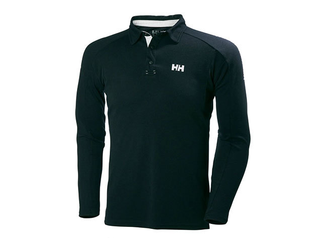 Helly Hansen HP SHORE LS RUGGER NAVY S (53021_597-S)