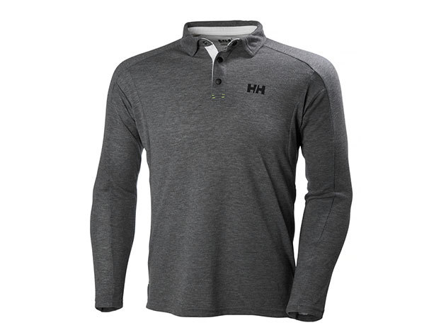 Helly Hansen HP SHORE LS RUGGER CHARCOAL L (53021_964-L)