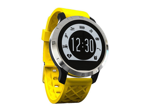 Sportóra sárga (Pulzusmérő) - IRP-000003506