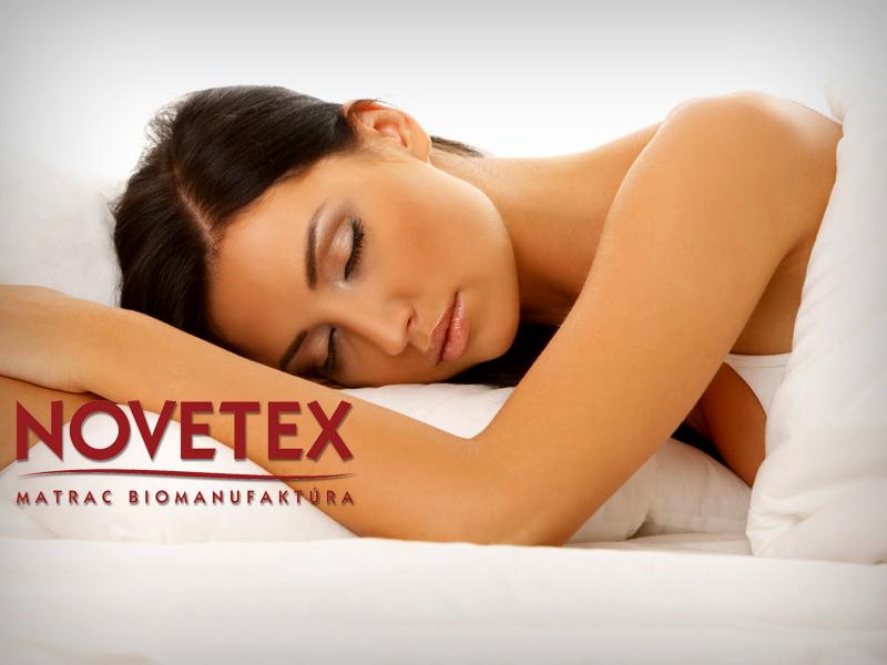 A NOVETEX Memory párnáival garantáltan stresszmentesen ébredsz!