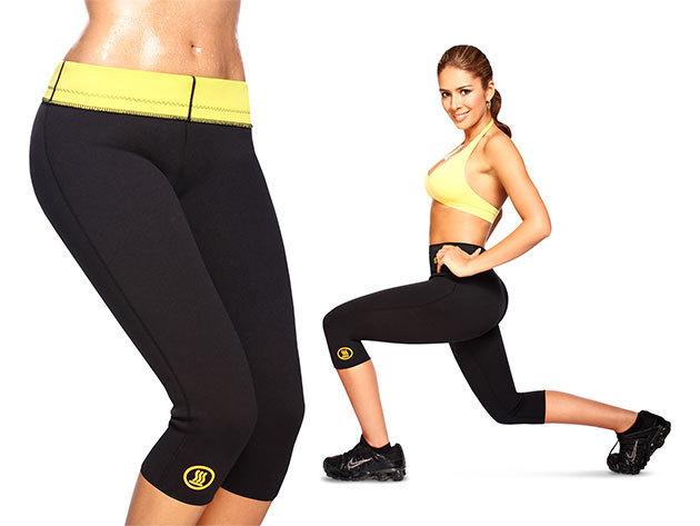 Alakformáló nadrág S-XXL méretekben izzasztó hatással. Hasznos segítség a karcsú formádhoz!