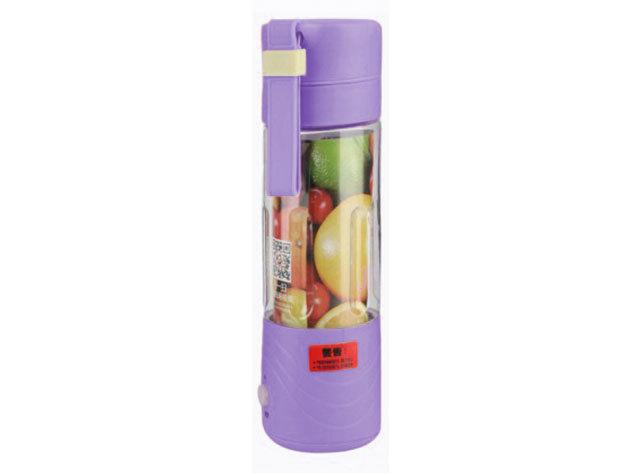 Akkus Shaker és Juice készítő - lila